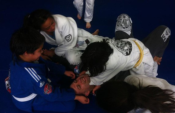 Home - BJJ & MMA Auckland | GroundControl